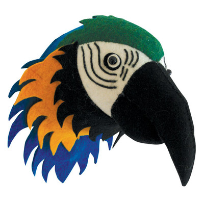 Parrot-Head-Wall-Decor-876096