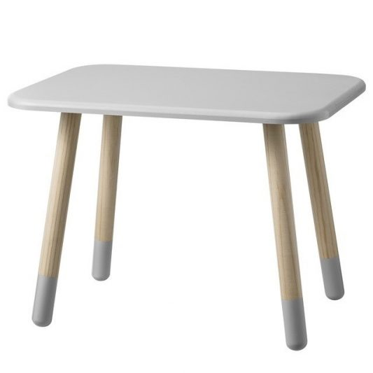 Bloomingville Mini Kids Table Grey
