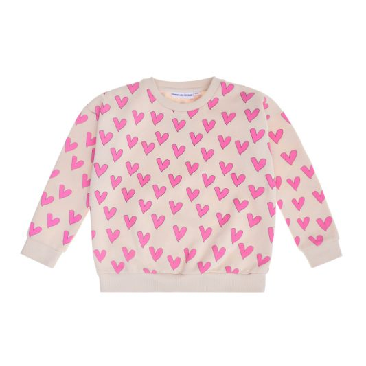 Love_Heart_Classic_Sweat_Shirt_yellow