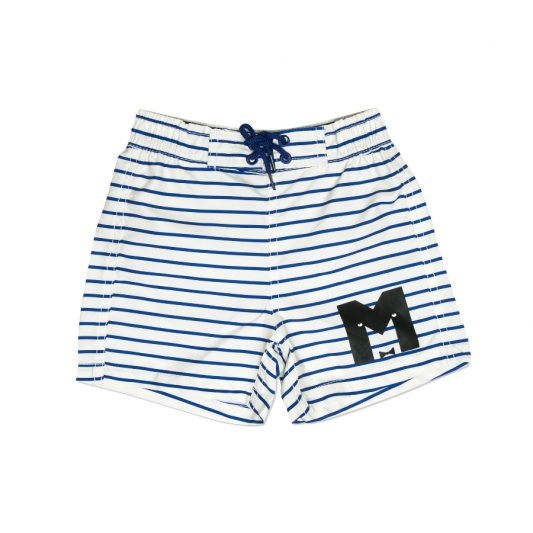 1616014660 1 mini rodini stripe swimshorts blue