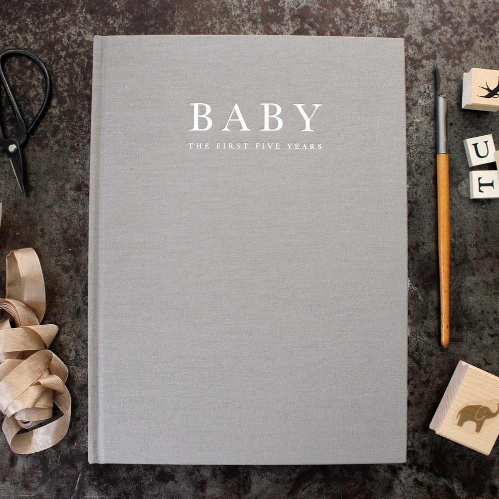 Leo & Bella | Write To Me – Baby Journal The First Five ...