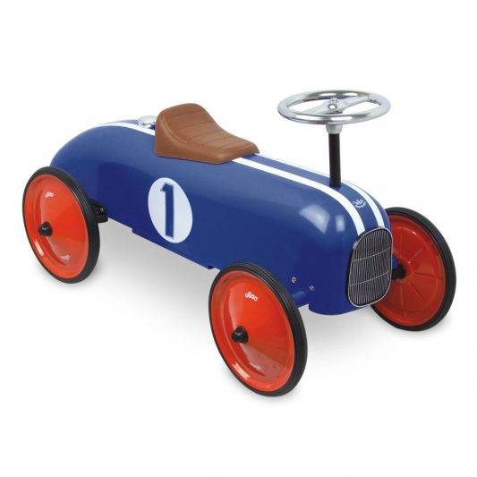 Blue-Racing-Vintage-Ride-On-Car-Vilac