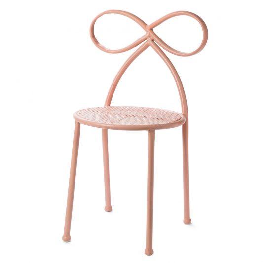Bow Blush Chair