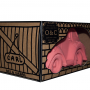 O&C XL CAR BOX PINK