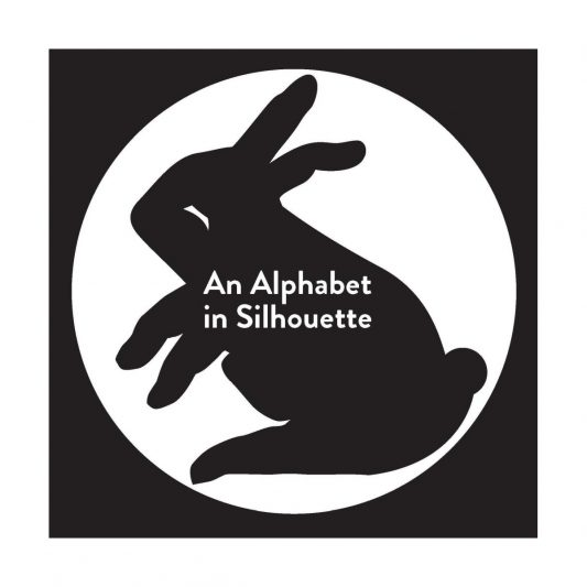 an-alphabet-in-silhouette