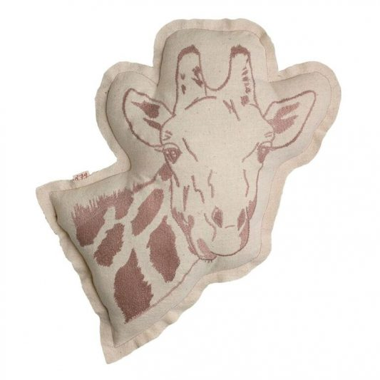 n74 Cushion Giraffe