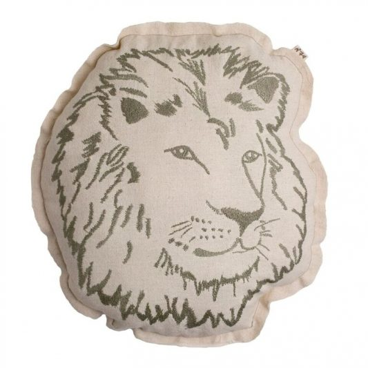 n74 Cushion Lion