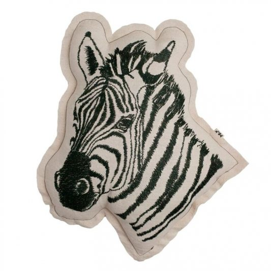 n74 cushion zebra
