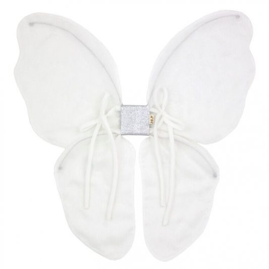 n74 fairy wings white