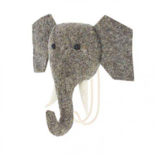 TRUNK UP ELEPHANT HOOK 4