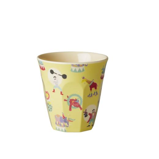 kids-small-melamine-cup-with-boy-circus-print-by-rice-dk-3012894-0-1438788249000