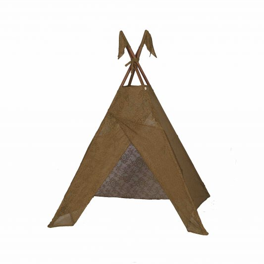 Tipi Tent Lace Baroque S024 Low Def