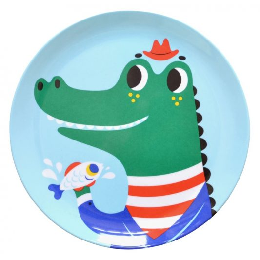 melamine_plate_crocodile_mp21_sh