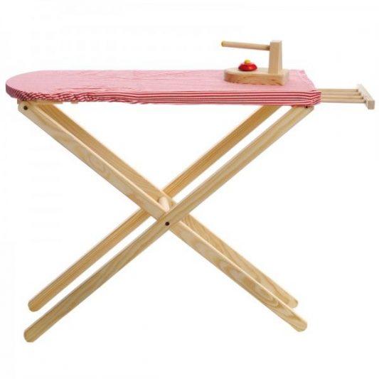 egmont wooden ironing board