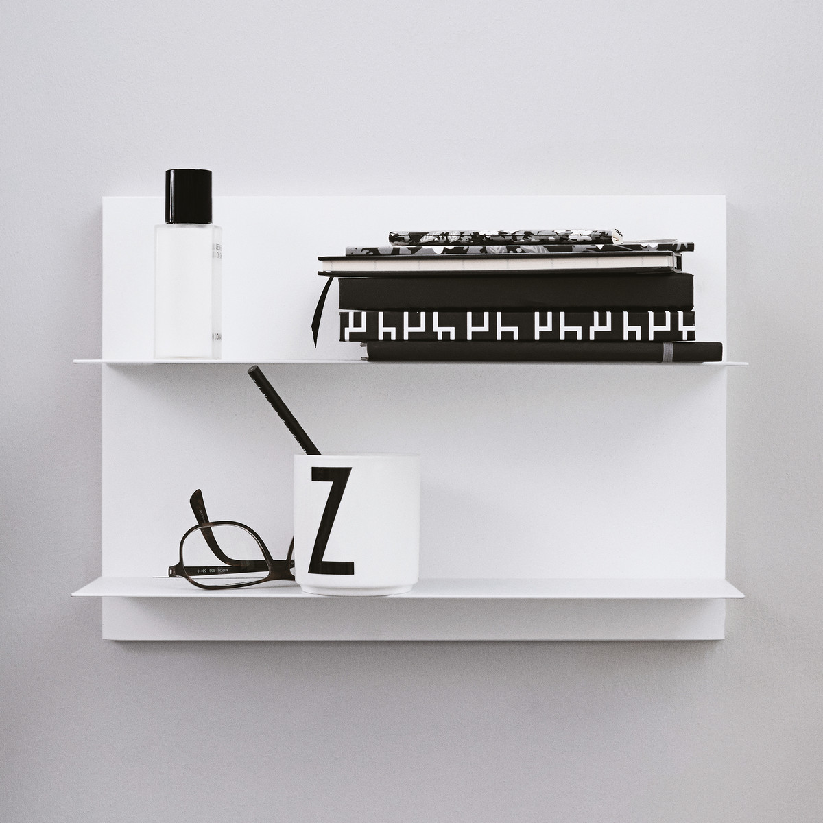 Leo Amp Bella Design Letters White Paper A3 Shelf
