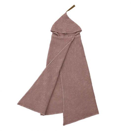 Poncho-towel-S007-dusky-pink