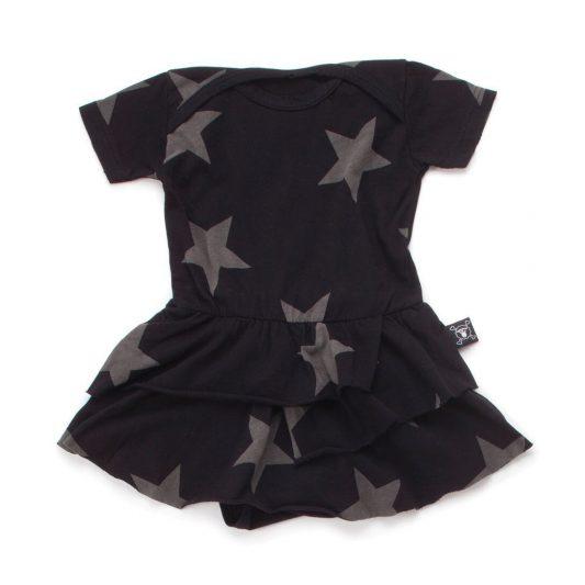 star onesie skirt