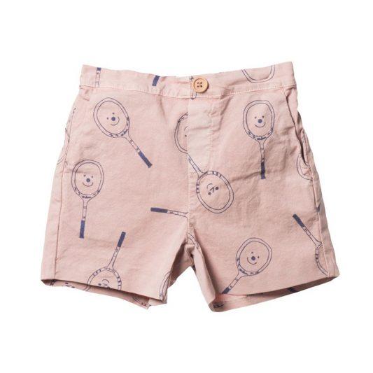 tennis-print-shorts 117060