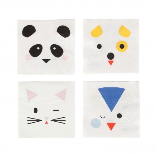 ANIMAL NAPKINS-500x500