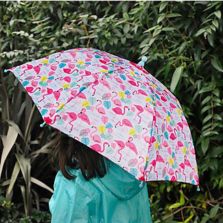 Leo Amp Bella Rex Umbrella Flamingo
