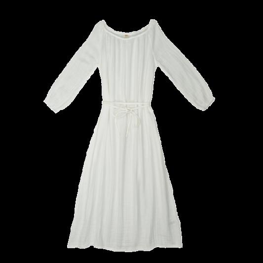 Numero_74_White_Nina_Mum_long_dress_S001_Cut_Out_grande