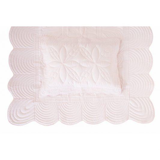 Single-bed-pillow-quilt-set-girl-powder-pink-bonne-mere