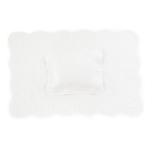 cot-quilt-set-white-babymat-girl-bonne-mere