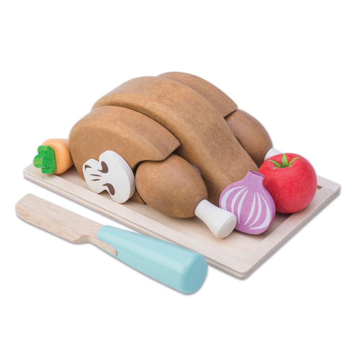 Leo bella le toy van chicken sunday roast for Toy van cuisine