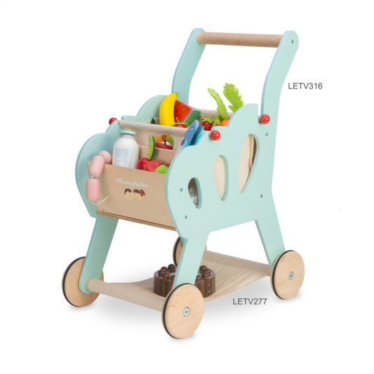 le-toy-van-wooden-play-food-shopping-trolley-extra-17974