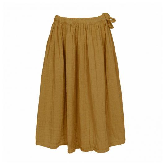numero-74-skirt-for-girls-ava-long-gold