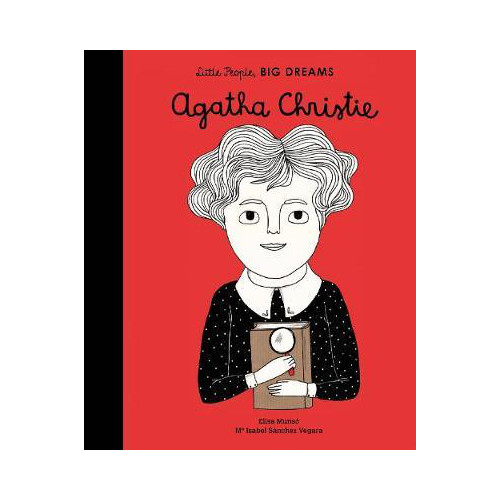 agatha-christie-little-people-big-dreams-