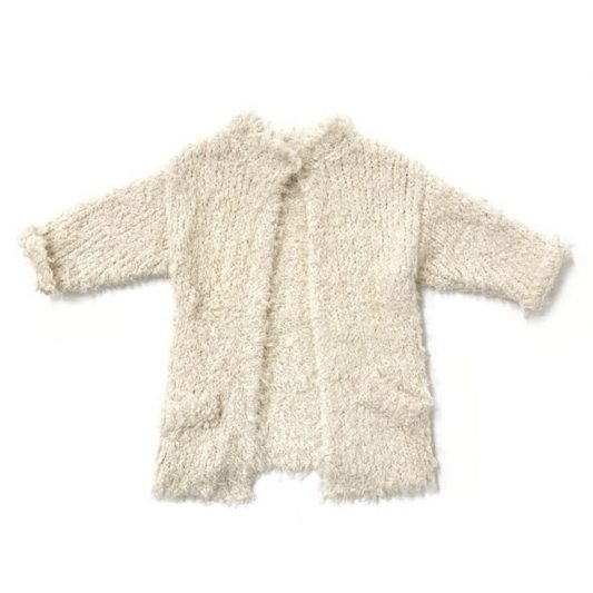 knit sweater_furry
