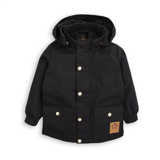 1771011099 1 mini rodini pico jacket black