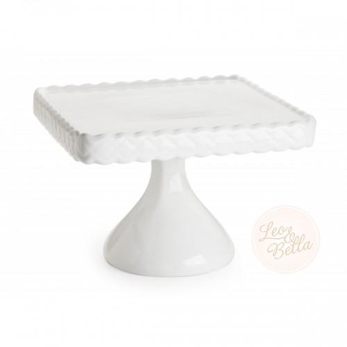 Rosanna White Cake Stand