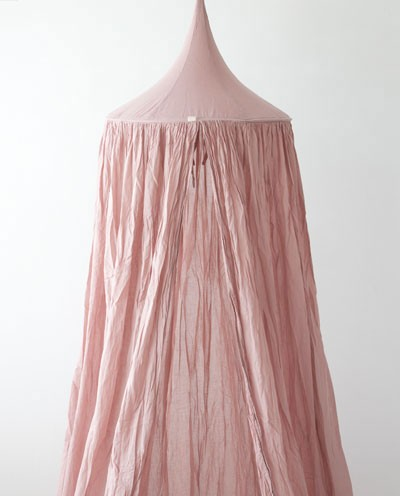 Numero 74 Cotton Canopy Single Dusty Pink : pink canopies - memphite.com