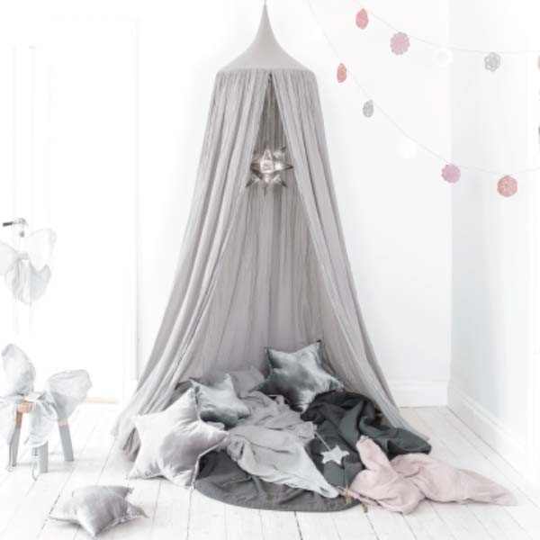 Cotton Bed Canopy Uk