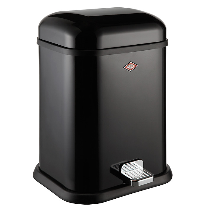 wesco black singles Wesco kickmaster bath bin – black – gifts for the home find this pin and more on bathroom by monapartliving wesco single master waste can, red contemporary-kitchen-trash-cans.