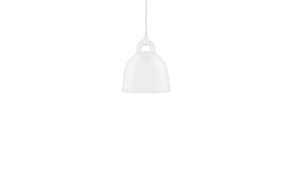 leo bella normann copenhagen bell lamp white x small. Black Bedroom Furniture Sets. Home Design Ideas